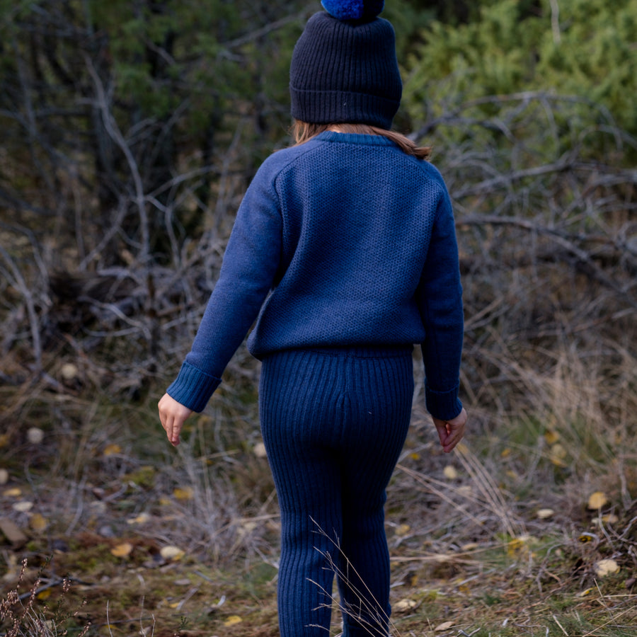 Kids Lambswool Sweater