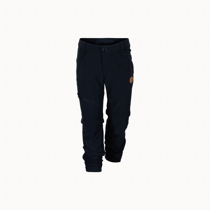 Kids Softshell Zip-Off Pants