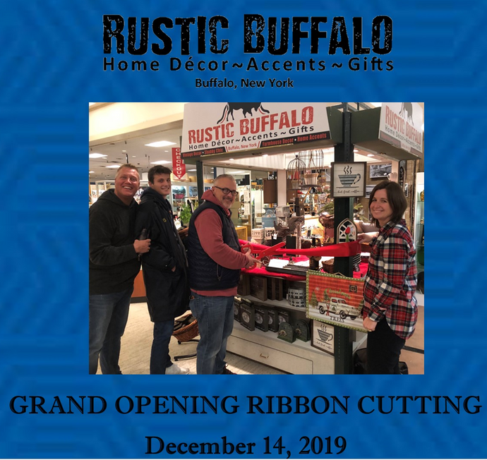 Rustic Buffalo Home Decor and Accents opens at Eastern Hills Mall