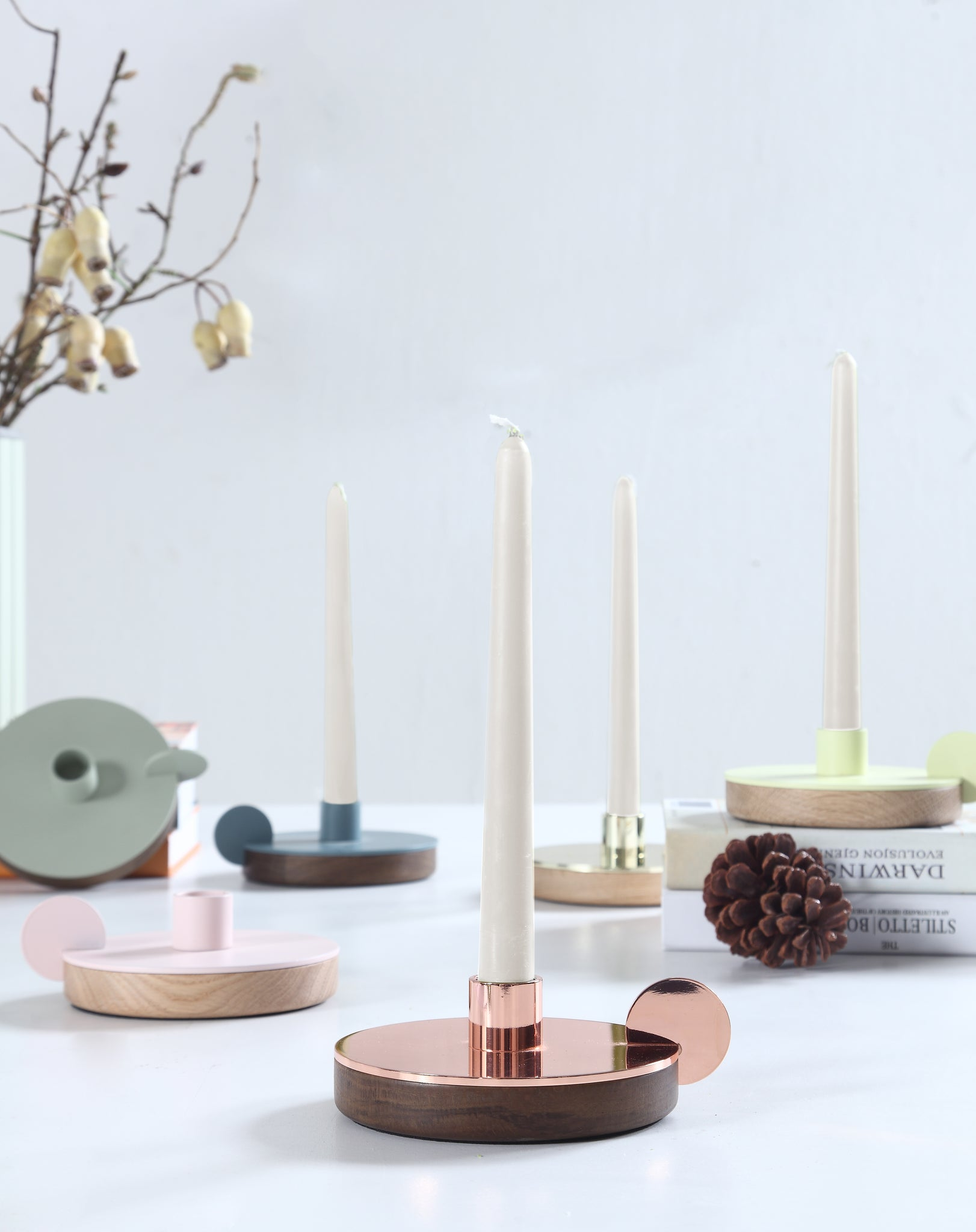 Ines 1F Candle Holder