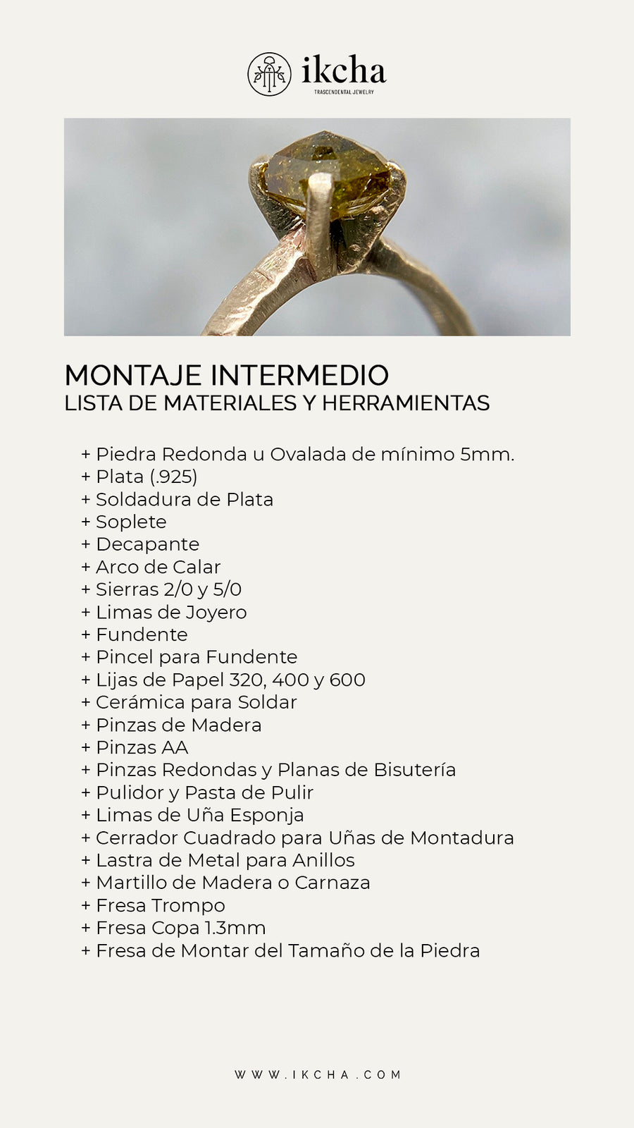 Montajes Intermedios (19 al 23 Julio de 9am-1pm)