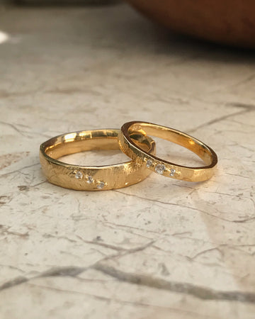 Catep & Izta Rings