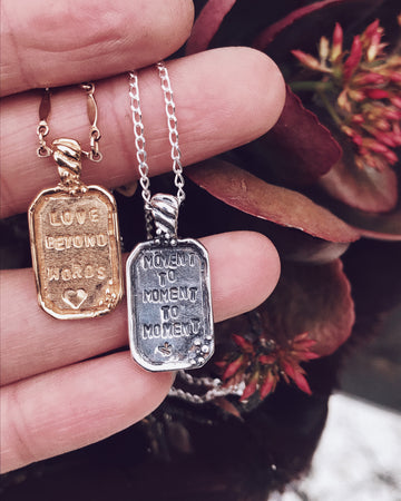 Your Message Pendant