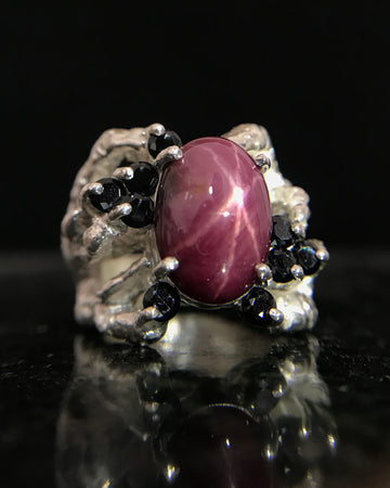 Tulum Ruby Ring