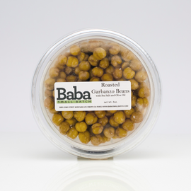 Roasted Garbanzo Beans (3 oz)