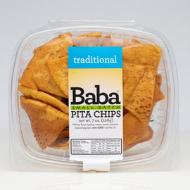 Baba Small Batch Pita Chips