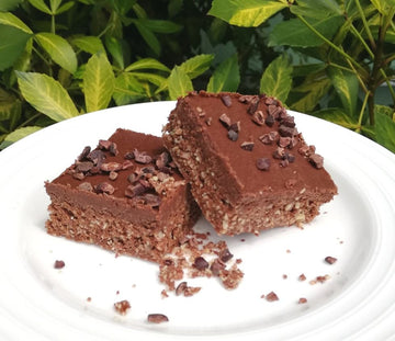 No-Bake Brownie