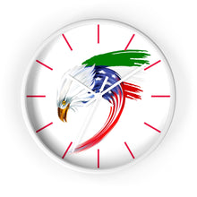 Load image into Gallery viewer, Italian/American Wall clock