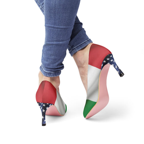 Italian/American Novelty American Women's High Heels