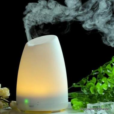 Ultrasonic Aromatherapy Oil Diffuser
