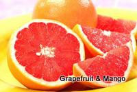 Grapefruit & Mango Fragrance Oil  .5 oz