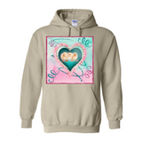 PARTY CHICS PULL OVER FRONT POCKET HOODIE