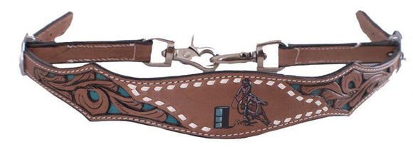BARREL RACER WITHER STRAP