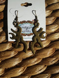 COUNTRY LIFE BUCK EARRINGS