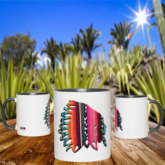 THE CHIEF CERAMIC COFFEE MUGS AND TEA CUPS