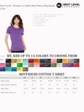 """SEE THROUGH YOUR BULL"" BOYFRIEND T SHIRT"