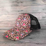 COWGIRL BOHO PRINT TRUCKER STYLE CAPS by COWGIRL ROOTS