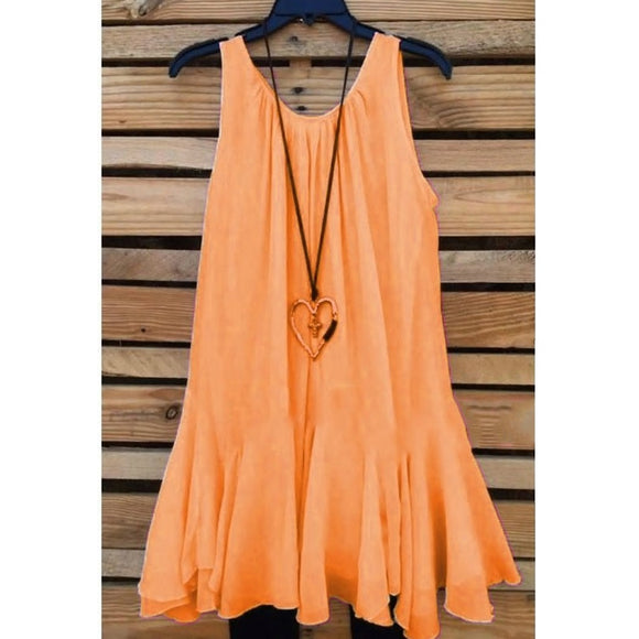 FLOWING WESTERN BOHEMIAN TANK TOP ~ CHOOSE COLOR