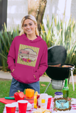 COWGIRL CASTLE PULL OVER FRONT POCKET HOODIES