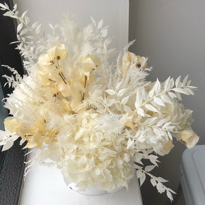 Dried Floral Centerpiece (delivery)