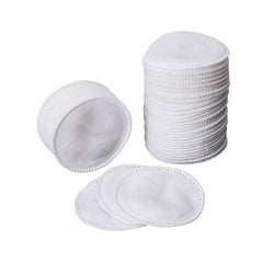 Cotton Make-Up Discs Stitched Edge Pk 500, Case of 24
