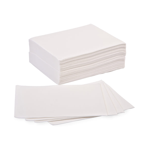 Disposable White Desk Towel Pk /50, Case of 20
