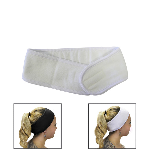 Headband Velcro Fixing, Case of 96