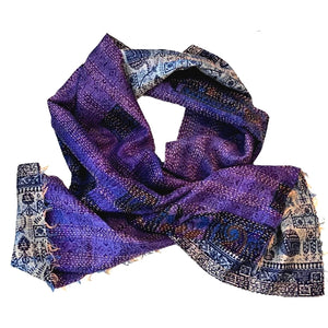 WRAP UP! — ARTISAN-CRAFTED SCARVES