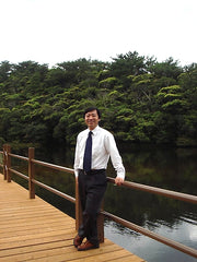 Dr. Quing Li Forest Bathing