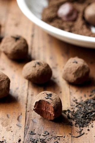 Smith Tea Lord Bergamot Tea-Infused Chocolat Truffles