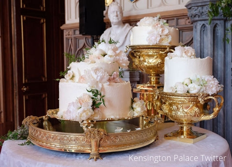 Royal Wedding Cake for Meghan Markle and Prince Harry Claire Ptak Violet Bakery