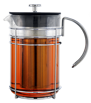Madrid 4-in-1 Coffee and Tea Brewing System /12 cup/51 oz./1500 ml — By Grosche