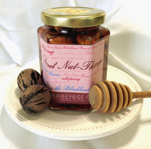Sweet Nut Thangs Texas Honeybee Guild