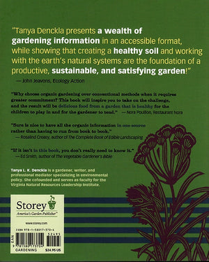 The Gardener's A-Z Guide to Growing Organic Food — Tanya L.K. Denckla