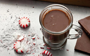 5 Mile Chocolate Peppermint Hot Chocolate / Drinking Chocolate