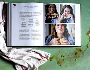 AUTHOR-AUTOGRAPHED COPY — DEEP RUN ROOTS — BY PEABODY AWARD-WINNING CHEF VIVIAN HOWARD