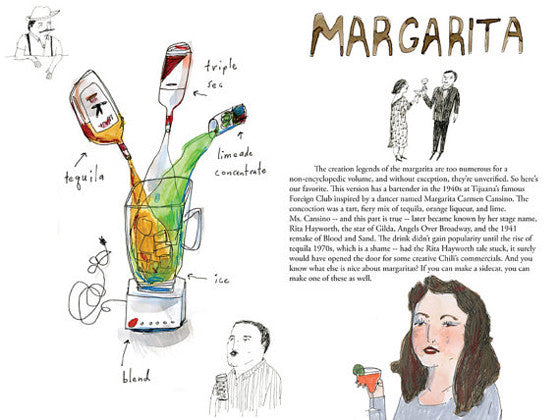 An Illustrated Guide to Cocktails: 50 Classic Cocktail Recipes, Tips and Tales — Orr Shtuhl and Elizabeth Graeber