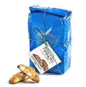 Antonio Mattei Biscotti di Prato with Almonds — By BISCOTTIFICO ANTONIO MATTEI