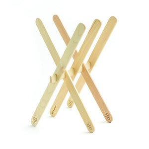 Bee's Wrap Vermont Maple Drying Rack