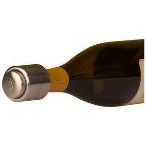 18/10 Brushed Stainless Steel Wine Sealer by Cilio
