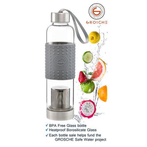 Grosche Water Tea Coffee Travel Infuser