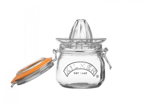 Kilner Clip Top Jar with Juicer — 17 Ounces