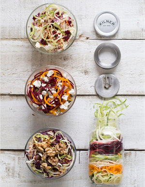 Kilner Vegetable Spiralizer Jar Set