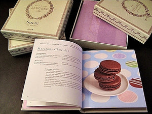 PARIS — Ladureé Sucré: The Recipes (Sweet Recipe Book) — By Philippe Andrieu