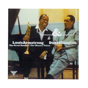 Louis Armstrong Duke Ellington The Great Summit Master Takes