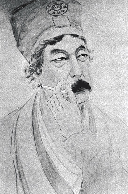 THE BOOK OF TEA — By Okakura Kakuzo — Introduction and Edited by Bruce Richardson