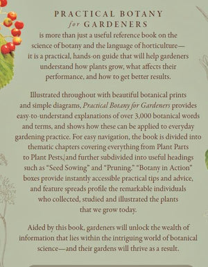 Practical Botany for Gardeners — Over 3,000 Terms Explained and Explored — Geoff Hodge