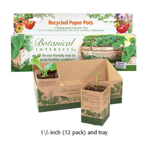 GROW GOOD INDOOR/OUTDOOR SAVE THE BEES GARDENING KIT — WITH ORGANIC AND NON-GMO SEEDS FROM BOTANICAL INTERESTS