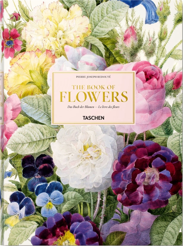 Redoute'. The Book of Flowers — By H. Walter Lack