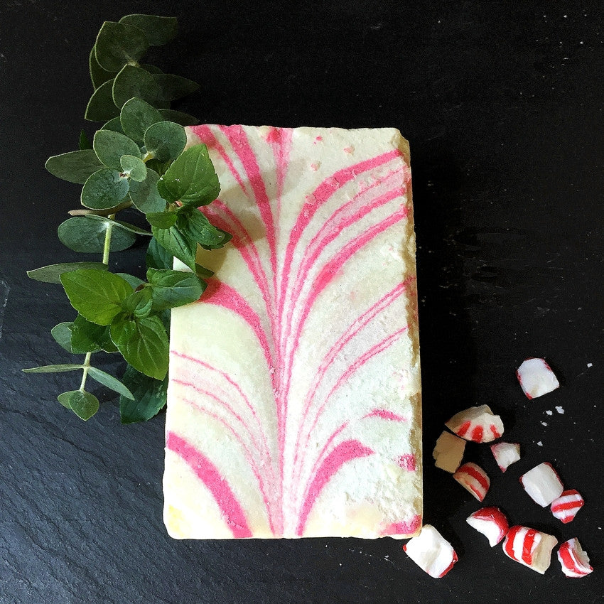 Sissy's Soaps — Organic, Hand-Milled Fresh Peppermint and Eucalyptus Soap
